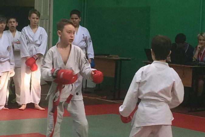 Кинешемские каратисты завоевали 15 медалей на первенстве Владимирской области фото 4