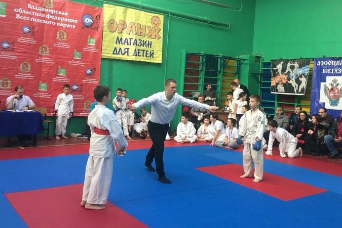 Кинешемские каратисты завоевали 15 медалей на первенстве Владимирской области фото 17