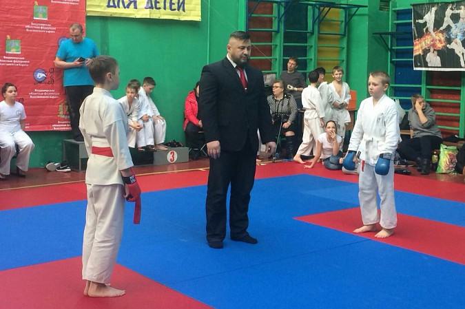 Кинешемские каратисты завоевали 15 медалей на первенстве Владимирской области фото 18