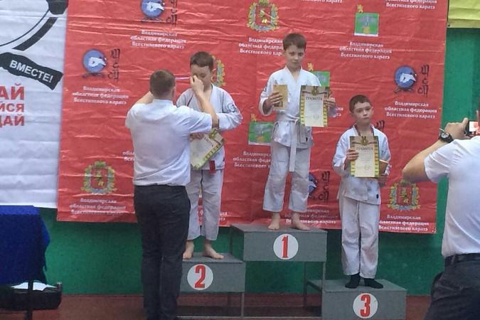 Кинешемские каратисты завоевали 15 медалей на первенстве Владимирской области фото 10