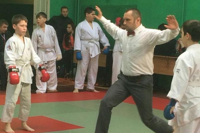 Кинешемские каратисты завоевали 15 медалей на первенстве Владимирской области фото 21