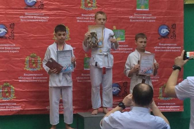 Кинешемские каратисты завоевали 15 медалей на первенстве Владимирской области фото 23