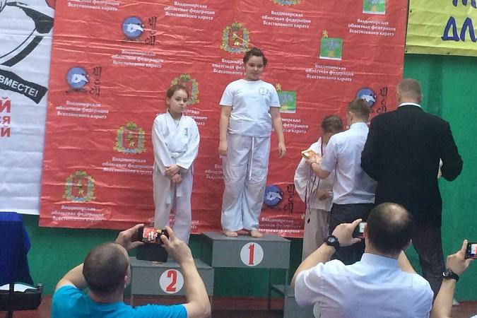 Кинешемские каратисты завоевали 15 медалей на первенстве Владимирской области фото 31