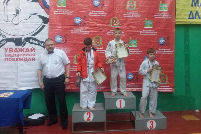 Кинешемские каратисты завоевали 15 медалей на первенстве Владимирской области фото 16