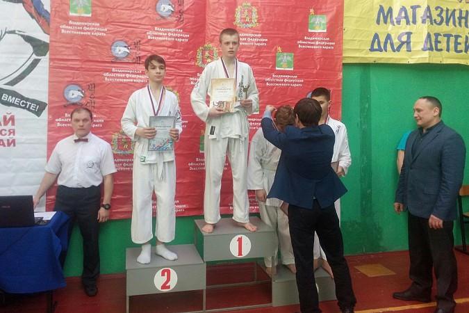 Кинешемские каратисты завоевали 15 медалей на первенстве Владимирской области фото 15