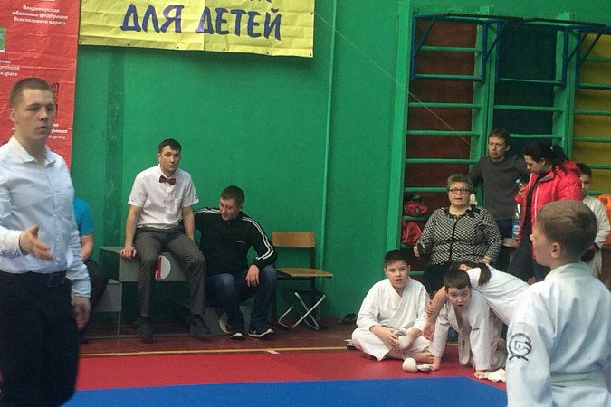 Кинешемские каратисты завоевали 15 медалей на первенстве Владимирской области фото 7