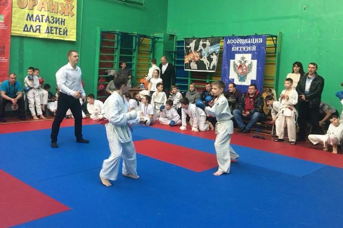 Кинешемские каратисты завоевали 15 медалей на первенстве Владимирской области фото 32