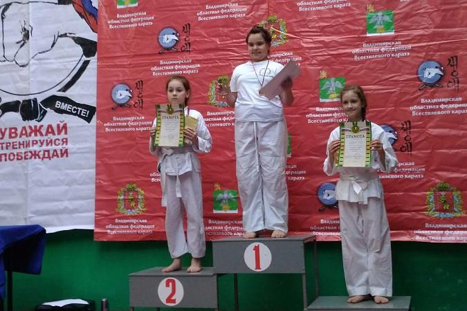 Кинешемские каратисты завоевали 15 медалей на первенстве Владимирской области фото 11