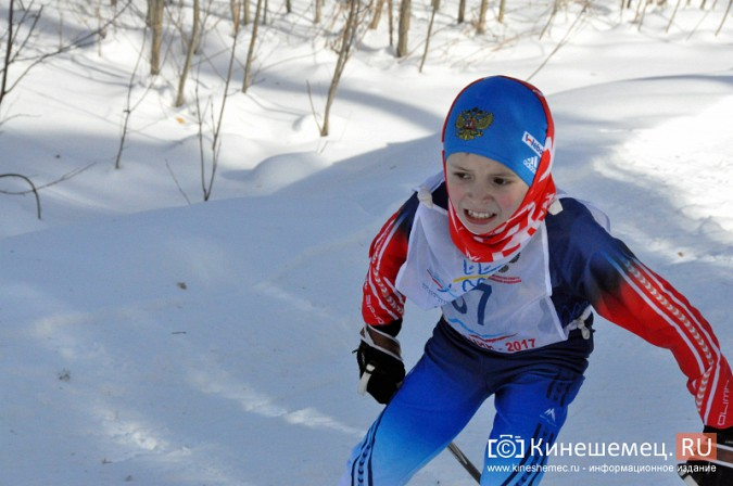 Кинешемские лыжники пробежали «Кохомский марафон» фото 19