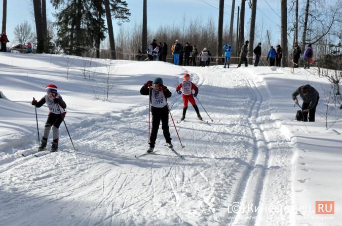 Кинешемские лыжники пробежали «Кохомский марафон» фото 17