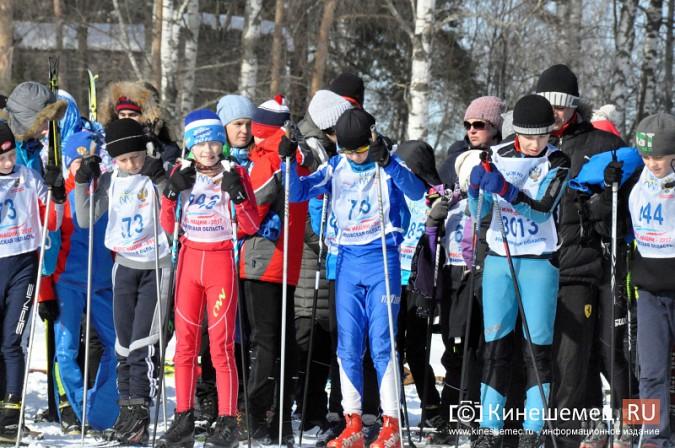 Кинешемские лыжники пробежали «Кохомский марафон» фото 20