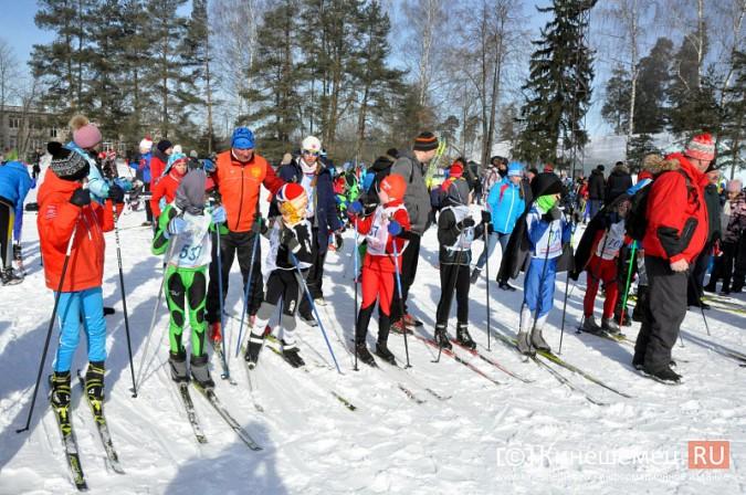 Кинешемские лыжники пробежали «Кохомский марафон» фото 12