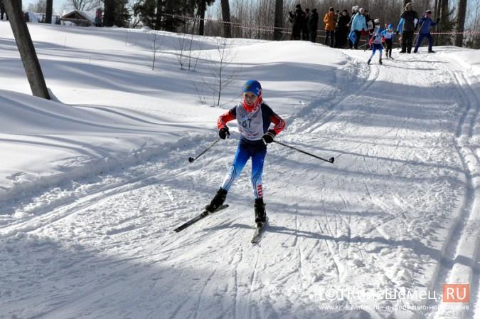 Кинешемские лыжники пробежали «Кохомский марафон» фото 15