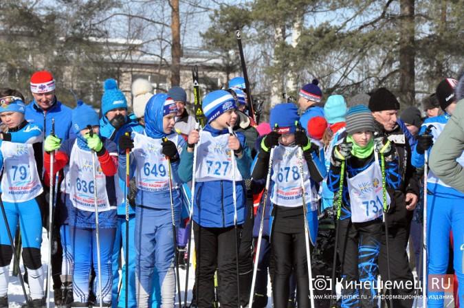 Кинешемские лыжники пробежали «Кохомский марафон» фото 22