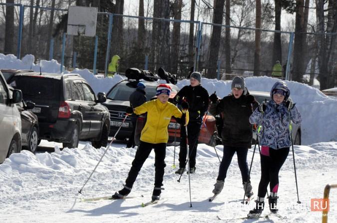 Кинешемские лыжники пробежали «Кохомский марафон» фото 7