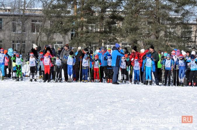 Кинешемские лыжники пробежали «Кохомский марафон» фото 13