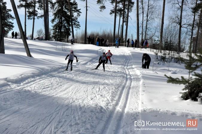 Кинешемские лыжники пробежали «Кохомский марафон» фото 16
