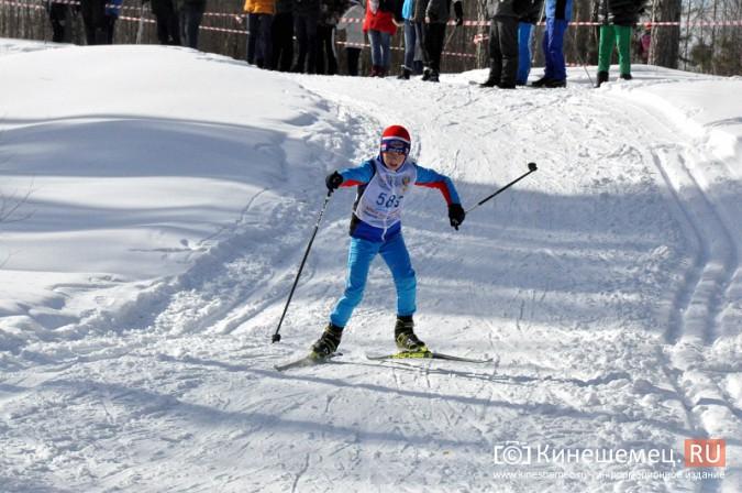 Кинешемские лыжники пробежали «Кохомский марафон» фото 14