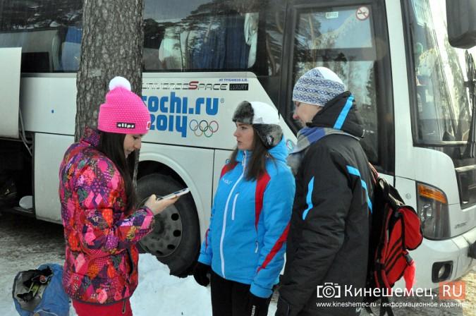 Кинешемские лыжники пробежали «Кохомский марафон» фото 5