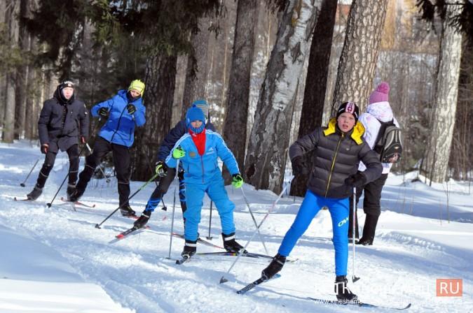 Кинешемские лыжники пробежали «Кохомский марафон» фото 8