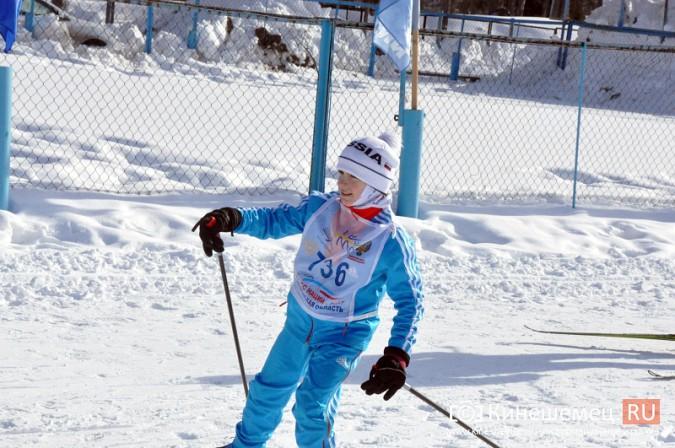 Кинешемские лыжники пробежали «Кохомский марафон» фото 6