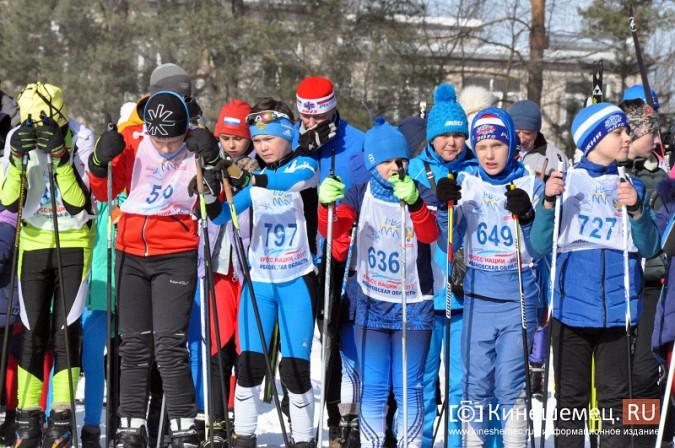 Кинешемские лыжники пробежали «Кохомский марафон» фото 23