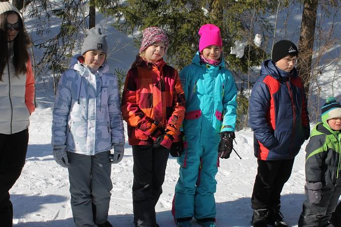 Юные горнолыжники покоряли «Кинешемские Альпы» фото 16