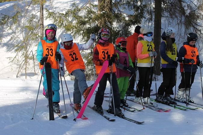 Юные горнолыжники покоряли «Кинешемские Альпы» фото 2