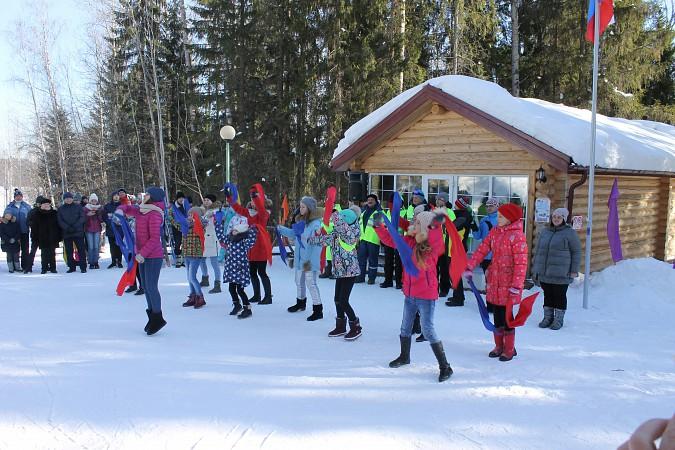 Юные горнолыжники покоряли «Кинешемские Альпы» фото 4