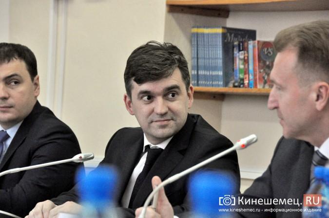На вице-премьера Игоря Шувалова произвели впечатление Наволоки и резиденты будущего ТОСЭР фото 22