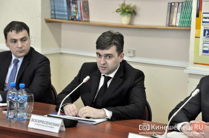 На вице-премьера Игоря Шувалова произвели впечатление Наволоки и резиденты будущего ТОСЭР фото 23