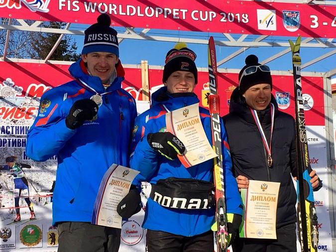 Кинешемец Сергей Шалин стал двукратным серебряным призером Чемпионата России фото 2