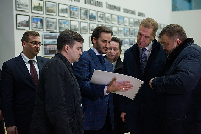 «Главные ворота» Ивановской области изменят с учетом мнения кинешемцев фото 2