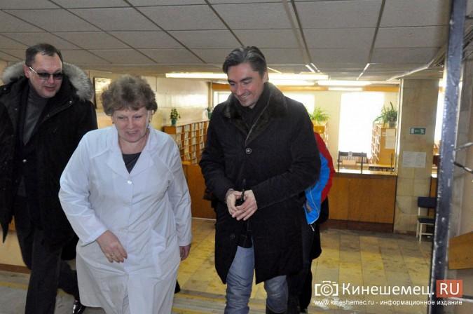 Медики Кинешмы пожаловались депутату Госдумы от ЛДПР на засилье варягов в местной власти фото 9