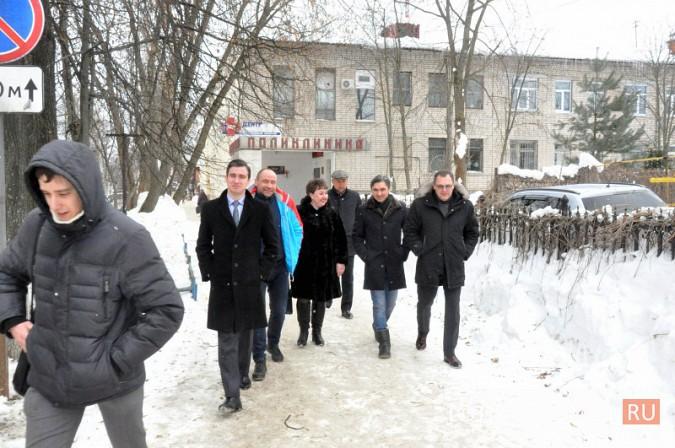 Медики Кинешмы пожаловались депутату Госдумы от ЛДПР на засилье варягов в местной власти фото 8