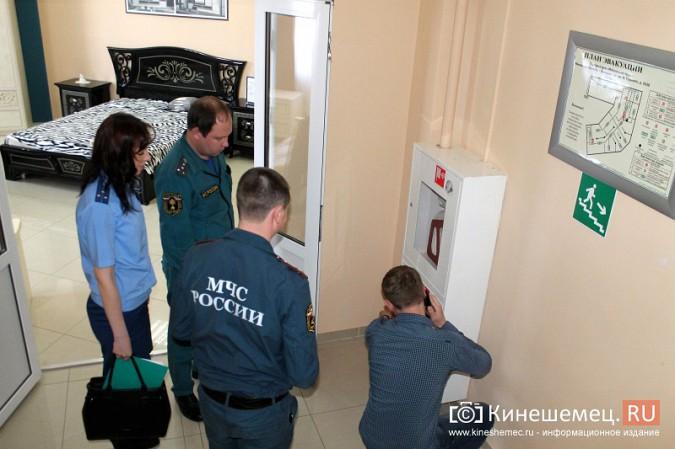 МЧС и прокуратура начали массовую проверку торговых центров Кинешмы фото 106