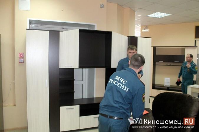МЧС и прокуратура начали массовую проверку торговых центров Кинешмы фото 79