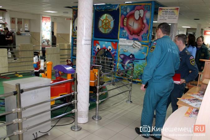 МЧС и прокуратура начали массовую проверку торговых центров Кинешмы фото 12