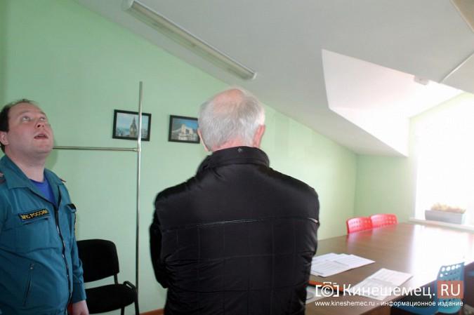 МЧС и прокуратура начали массовую проверку торговых центров Кинешмы фото 73
