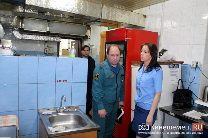 МЧС и прокуратура начали массовую проверку торговых центров Кинешмы фото 30