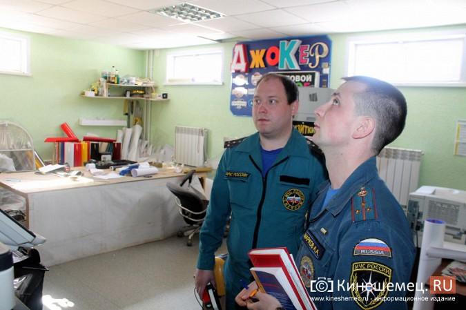 МЧС и прокуратура начали массовую проверку торговых центров Кинешмы фото 43