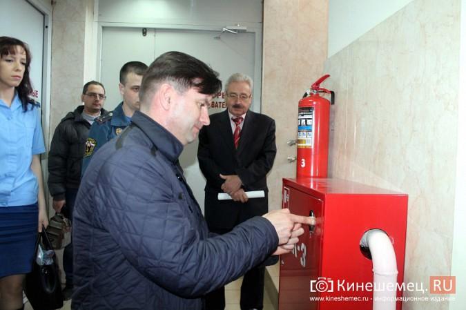 МЧС и прокуратура начали массовую проверку торговых центров Кинешмы фото 18