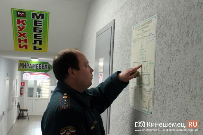 МЧС и прокуратура начали массовую проверку торговых центров Кинешмы фото 36