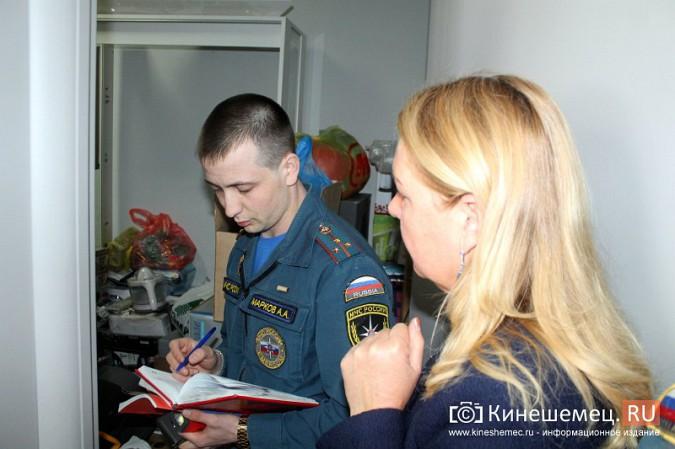 МЧС и прокуратура начали массовую проверку торговых центров Кинешмы фото 5