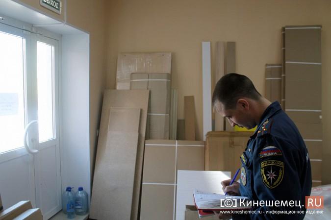 МЧС и прокуратура начали массовую проверку торговых центров Кинешмы фото 88