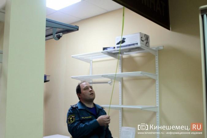 МЧС и прокуратура начали массовую проверку торговых центров Кинешмы фото 85