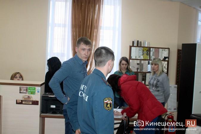 МЧС и прокуратура начали массовую проверку торговых центров Кинешмы фото 77