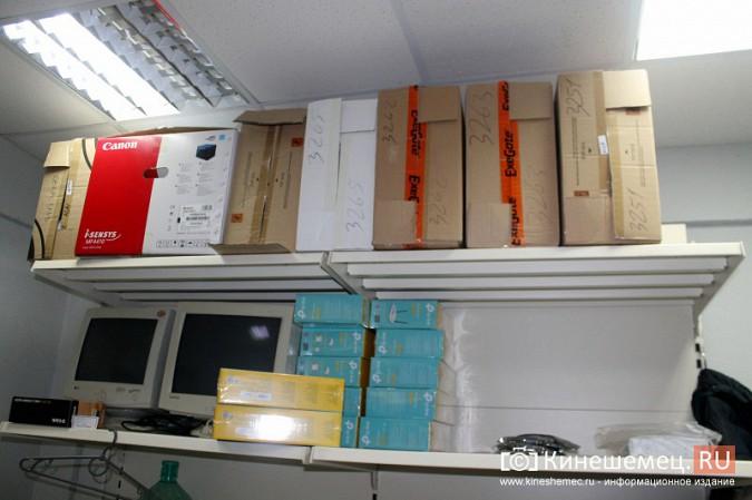 МЧС и прокуратура начали массовую проверку торговых центров Кинешмы фото 6