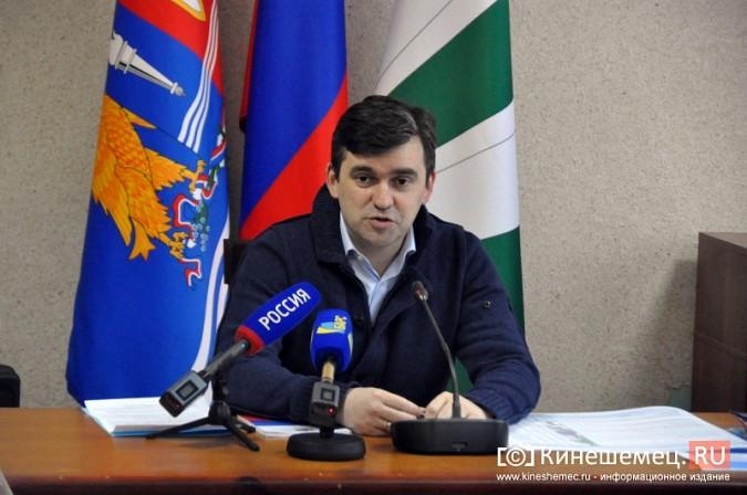 Станиславу Воскресенскому рассказали о 90% готовности Кинешмы к навигации фото 16