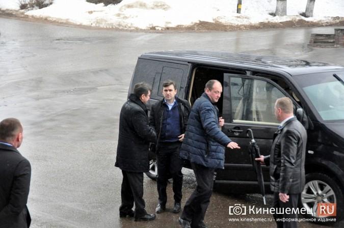 Станиславу Воскресенскому рассказали о 90% готовности Кинешмы к навигации фото 4